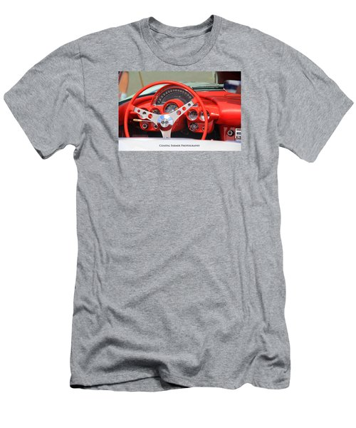 Corvette Men's T-Shirt (Athletic Fit)