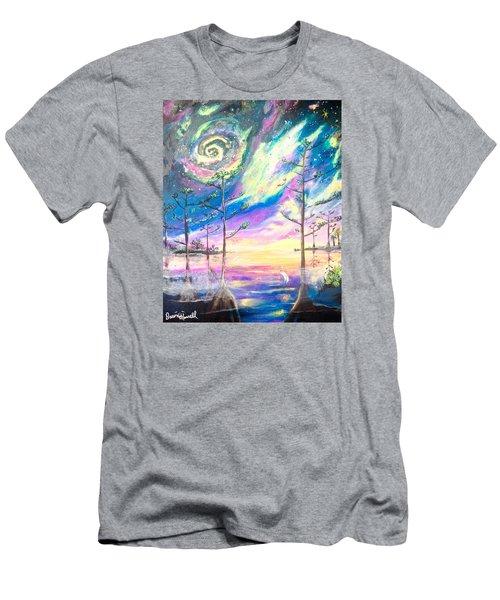 Cosmic Florida Men's T-Shirt (Slim Fit)