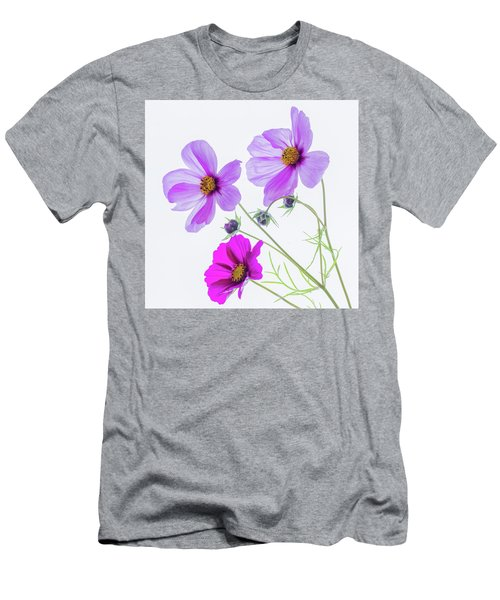 Cosmos Bright Men's T-Shirt (Athletic Fit)