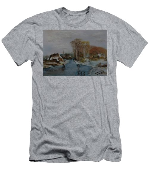 Cottage Country - Lmj Men's T-Shirt (Athletic Fit)