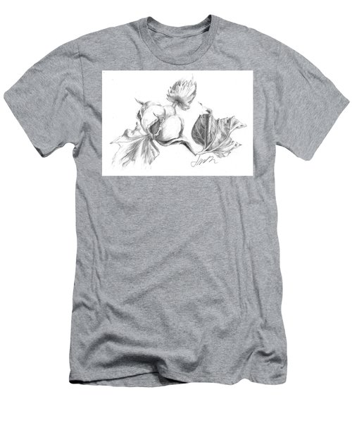 Cotton Harvest Men's T-Shirt (Athletic Fit)