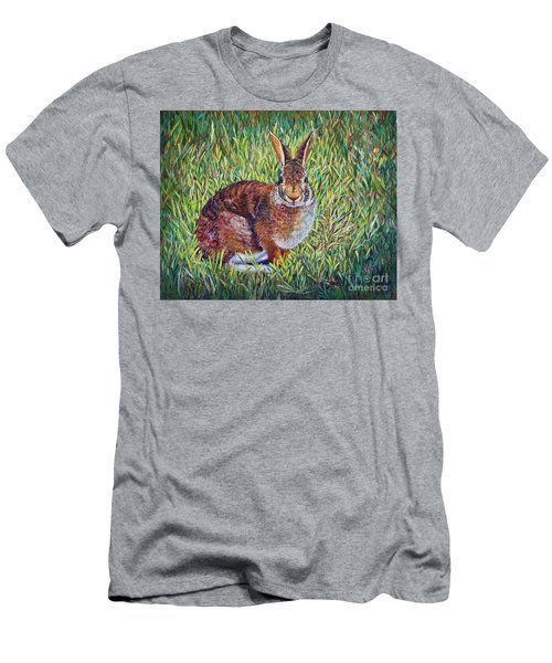 Cottontail Men's T-Shirt (Athletic Fit)