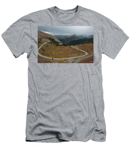 Cottonwood Pass #2 Men's T-Shirt (Athletic Fit)