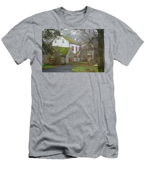 Country House Men's T-Shirt (Athletic Fit)