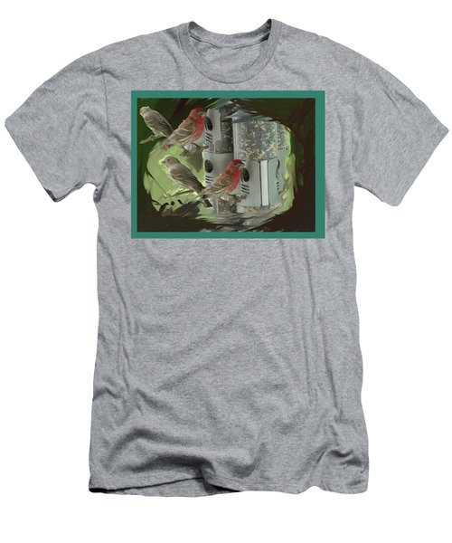 Couples Men's T-Shirt (Athletic Fit)