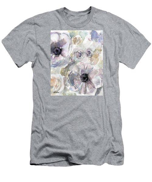 Courtney 1 Men's T-Shirt (Slim Fit) by Arleana Holtzmann