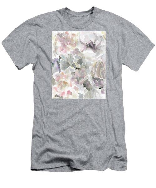 Courtney 2 Men's T-Shirt (Slim Fit) by Arleana Holtzmann