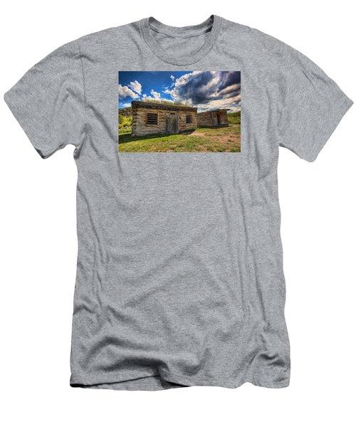 Cowboy Jail Men's T-Shirt (Athletic Fit)