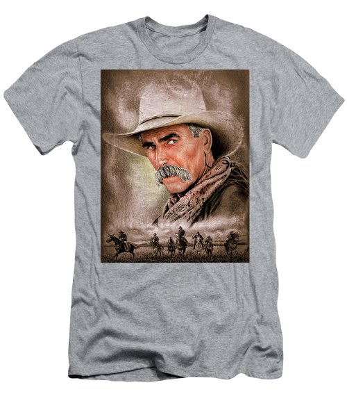 Cowboy Version 3 Men's T-Shirt (Athletic Fit)