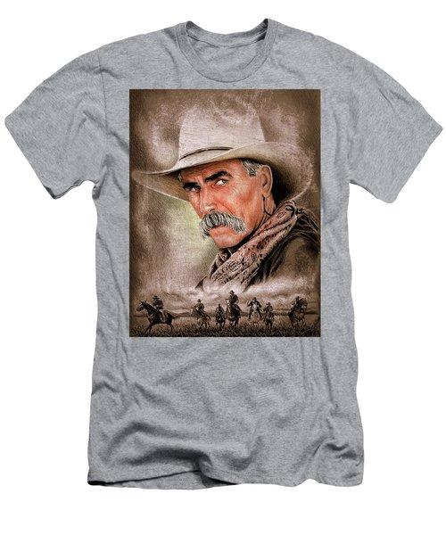 Cowboy Version 3 Men's T-Shirt (Athletic Fit)