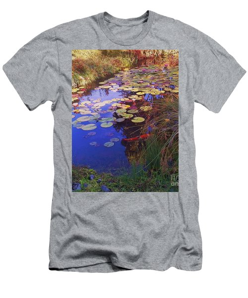 Coy Koi Men's T-Shirt (Athletic Fit)
