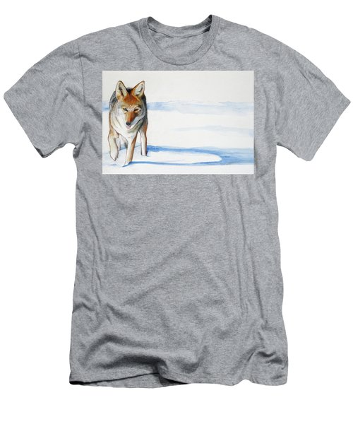 Coyote Trot Men's T-Shirt (Athletic Fit)