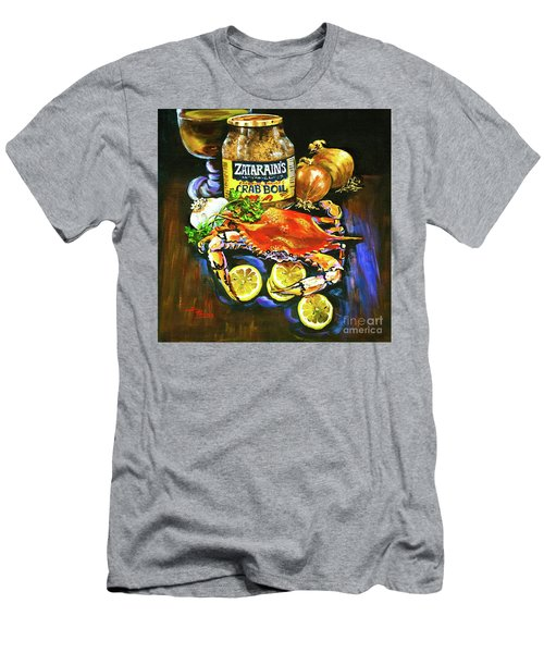 Crab Fixin's Men's T-Shirt (Athletic Fit)