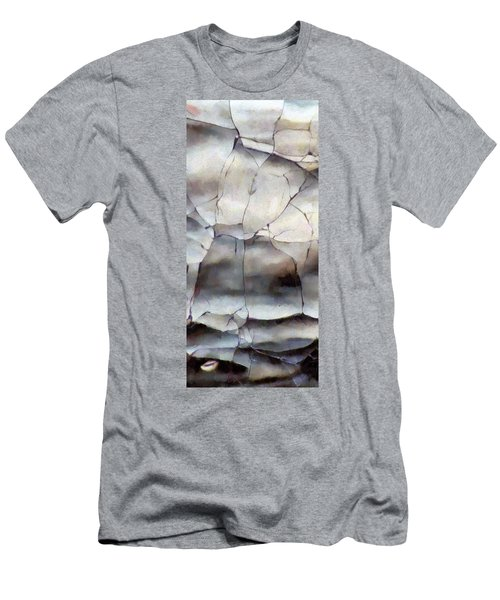 Crackle Men's T-Shirt (Athletic Fit)