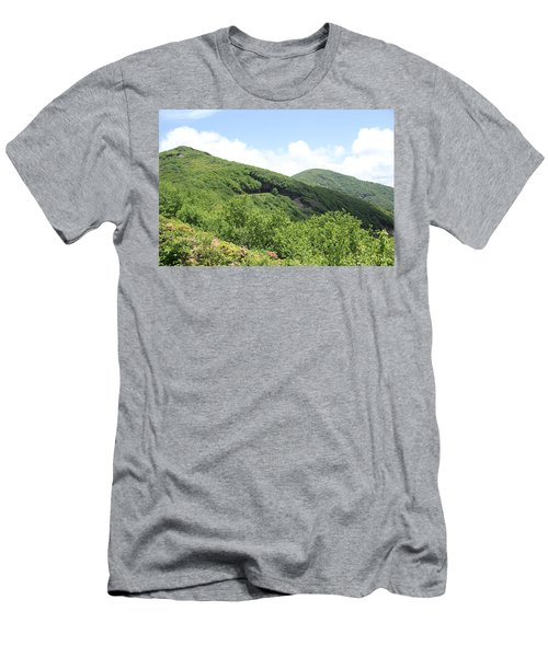 Craggy Gardens Men's T-Shirt (Athletic Fit)