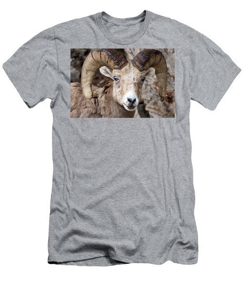 Crazy Eyes Men's T-Shirt (Athletic Fit)