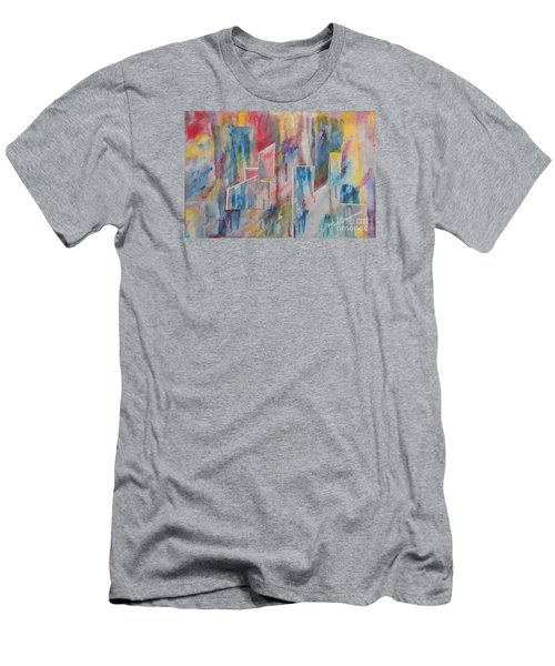 Creative Utopia Men's T-Shirt (Athletic Fit)