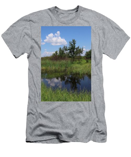 Crex Meadows Men's T-Shirt (Athletic Fit)