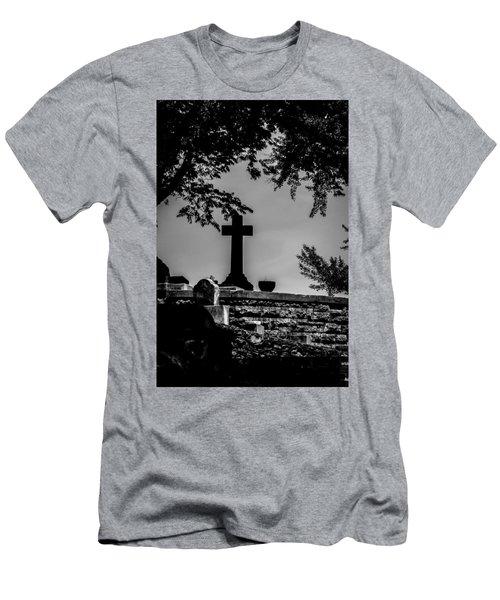 Crucis Men's T-Shirt (Athletic Fit)