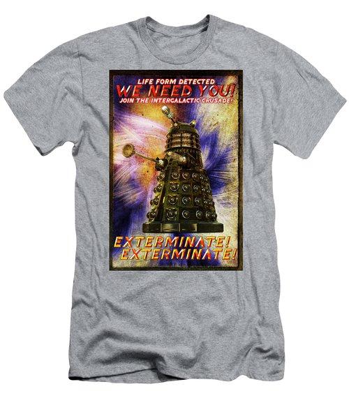 Crusade Men's T-Shirt (Athletic Fit)
