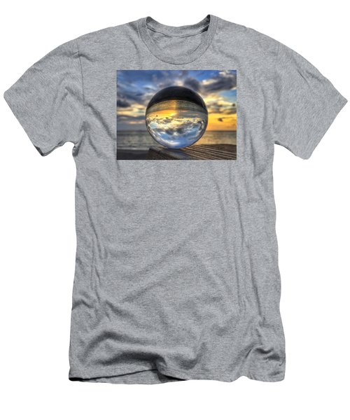 Crystal Ball 1 Men's T-Shirt (Slim Fit)
