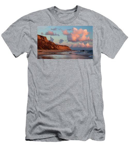 Crystal Cove Reflections Men's T-Shirt (Athletic Fit)