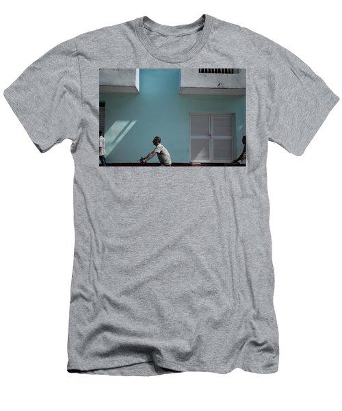 Cuba #6 Men's T-Shirt (Athletic Fit)
