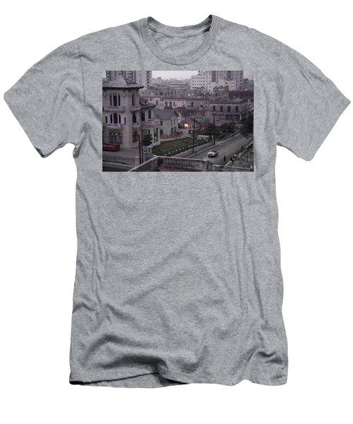 Cuban Life Men's T-Shirt (Athletic Fit)