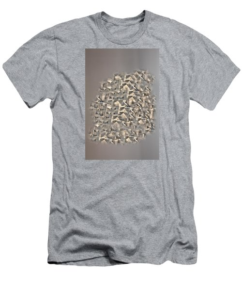 Cubism Men's T-Shirt (Athletic Fit)