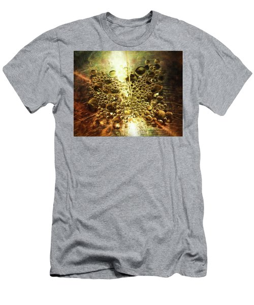 Culinary Abstract Men's T-Shirt (Athletic Fit)