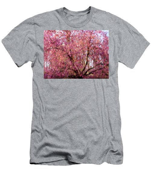Columnar Sargent Cherry 2 Men's T-Shirt (Athletic Fit)