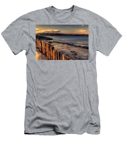 Cunnigar At Sunset Men's T-Shirt (Athletic Fit)
