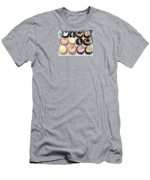 Cupcake Charlies Men's T-Shirt (Athletic Fit)
