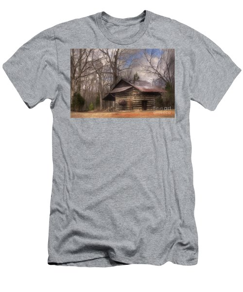 Men's T-Shirt (Slim Fit) featuring the photograph Curing Time by Benanne Stiens