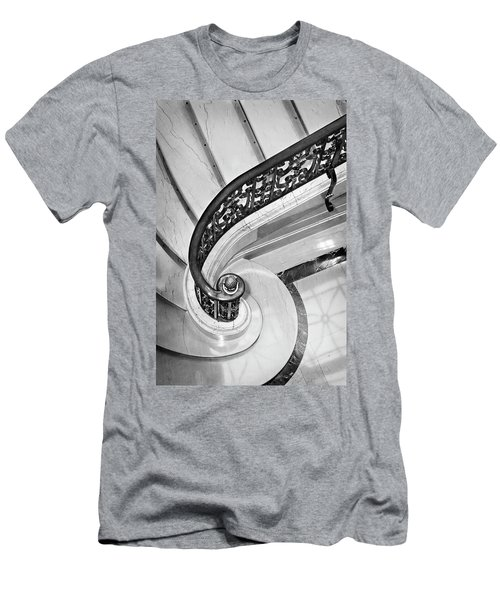 Curves And Light Men's T-Shirt (Athletic Fit)