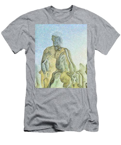 Cyclops Men's T-Shirt (Slim Fit) by Joaquin Abella