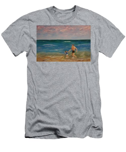 Daddys Girl Men's T-Shirt (Athletic Fit)