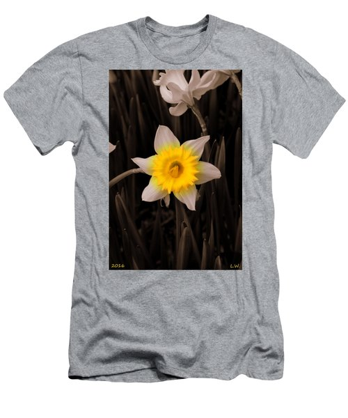 Daffodil Men's T-Shirt (Athletic Fit)