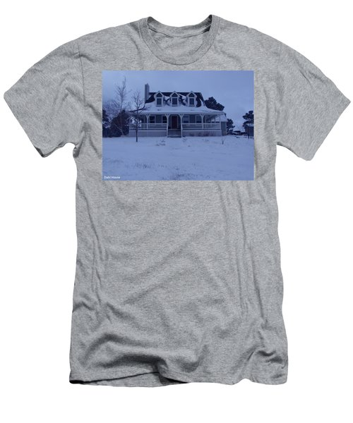 Dahl House Men's T-Shirt (Athletic Fit)