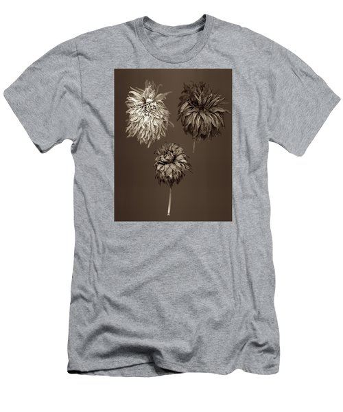 Dahlia  Grouping Men's T-Shirt (Athletic Fit)
