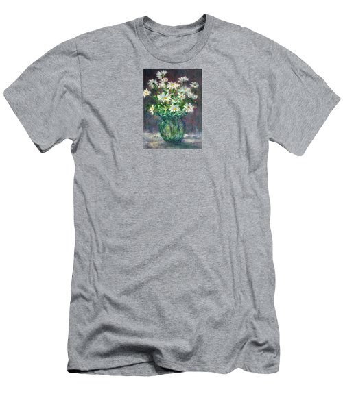 Daises Men's T-Shirt (Slim Fit)