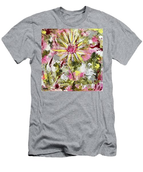 Daisies On Parade No. 1 Men's T-Shirt (Athletic Fit)