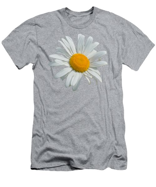 Men's T-Shirt (Slim Fit) featuring the photograph Daisy by Scott Carruthers