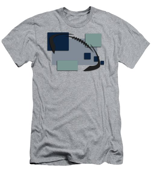 Dallas Cowboys Abstract Shirt Men's T-Shirt (Slim Fit) by Joe Hamilton