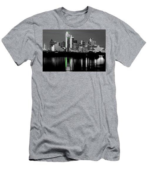 Dallas Skyline Gr91217 Men's T-Shirt (Athletic Fit)