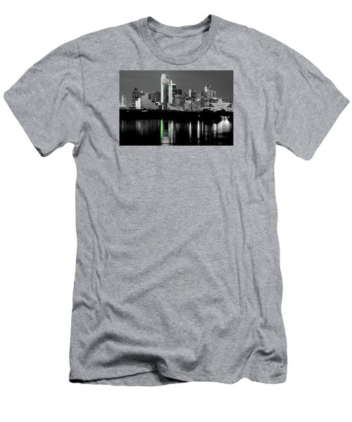 Dallas Skyline Gr91217 Men's T-Shirt (Athletic Fit)