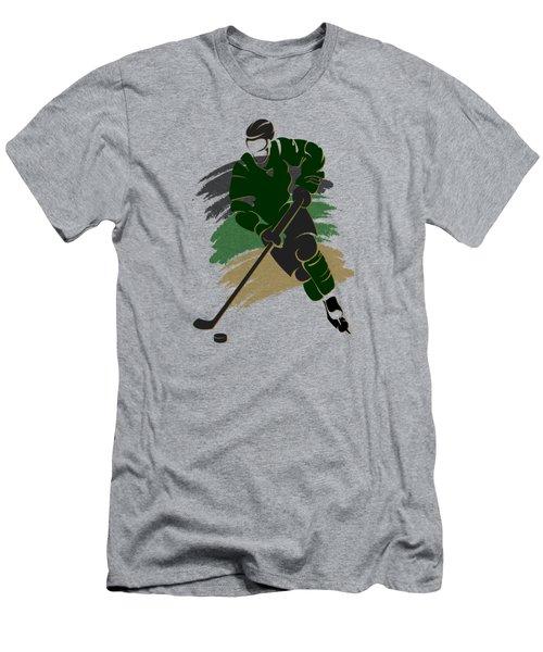 Dallas Stars Player Shirt Men's T-Shirt (Slim Fit)