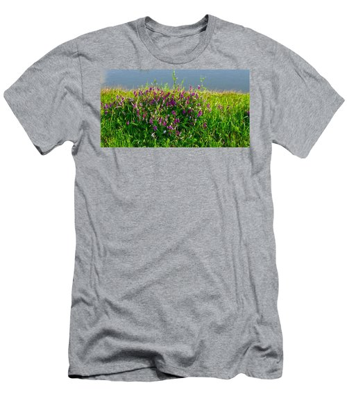 Dancing In The Meadow Men's T-Shirt (Athletic Fit)