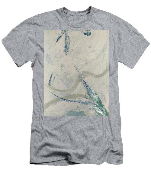 Dancing Water Men's T-Shirt (Athletic Fit)