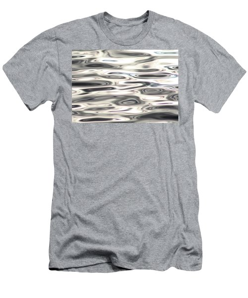 Men's T-Shirt (Slim Fit) featuring the photograph Dancing With Light by Cathie Douglas